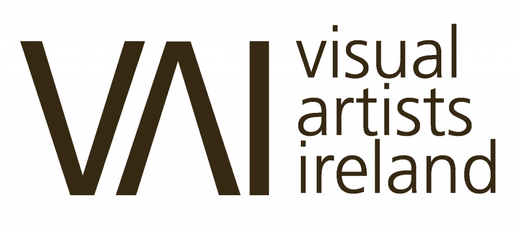 Visual Arts Ireland Logo