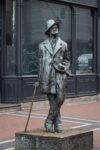 James Joyce by Marjorie Fitzgibbon